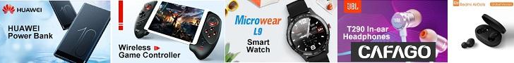 Kaufen Sie Ihre coolen Gadgets nur bei CAFAGO.com